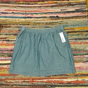 Sonoma New Jean Skirt Size 16 Perfect Condition